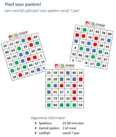 Pixel voor punten!