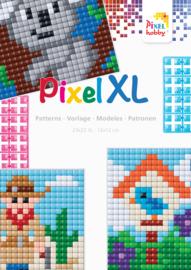 Pixel XL Patronen 12 x 12 cm