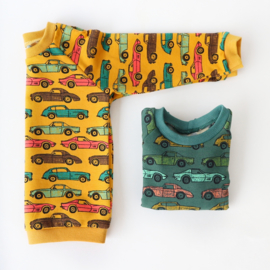 Sweater Cars Yellow