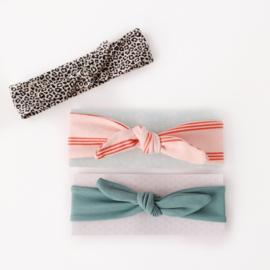 Haarstrikjes en Sokken
