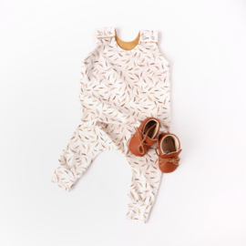 Onesie Golden Grain