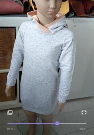 Sweater Dress Capuchon