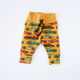Legging broekje Cars Yellow