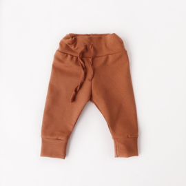Legging broekje Caramel