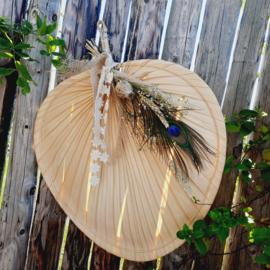 Wandhanger papaver