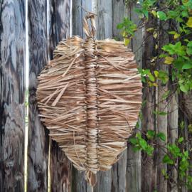 Wand /  tuin hanger blad