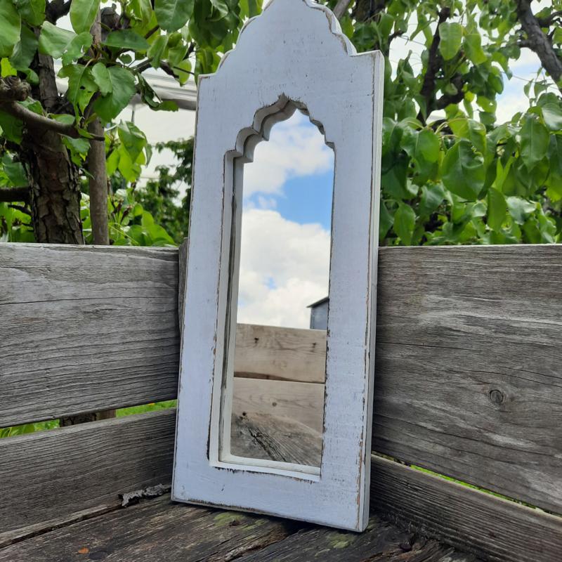 Spiegel groot 'wit'