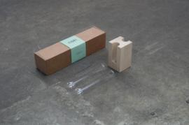 Figr1 Block2 Vaasje | Licht Hout