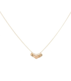 Miab Ketting 6Rounds - Gold