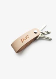 Puc Bags - Hide & Key Sleutelhanger - Nude