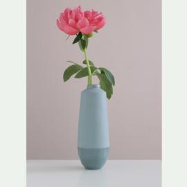 Hella Duijs Vaas Vivian | Lichtblauw