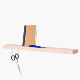 Figr1 Wandplankje - Licht Hout - 50cm