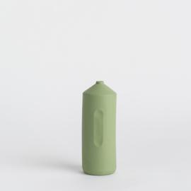 Foekje Fleur Bottlevase #2 - Old Green