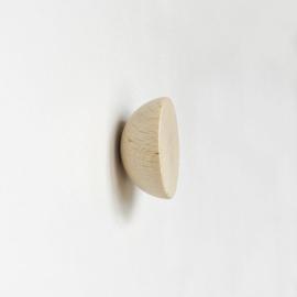 5mm Paper - Wandknop 5cm | Hout
