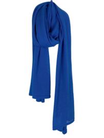 SJLMN Cosy Eco Cotton Sjaal - Amazing Blue