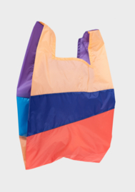 Susan Bijl x Bertjan Pot Shopper Large | Party Electric Blue