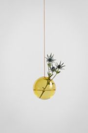 Studio About - Hanging Flower Bubble Medium - Yellow