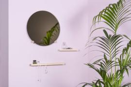 Figr1 Wandplankje 50cm | Licht Hout