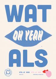 Mella Mella Poster | Wat Als