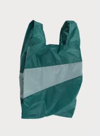 Susan Bijl Shoppingbag M -  Pine & Grey
