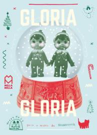 Mella Mella Poster - Gloria Gloria