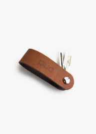 Puc Bags - Hide & Key Sleutelhanger - Cognac