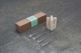 Figr1 Block4 Vaasje   Licht Hout