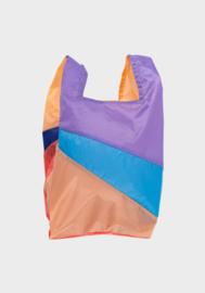 Susan Bijl x Bertjan Pot Shopper Medium | Party Electric Blue