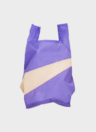 Susan Bijl Shoppingbag M - Lilac & Cees