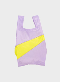Susan Bijl Shopper M | Idea & Fluo Yellow