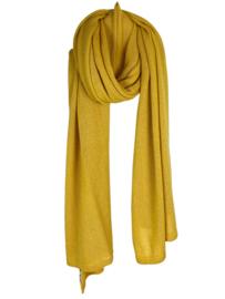SJLMN Cosy Eco Cotton Sjaal - Golden Sun