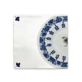 VanOns2 Muurtegel | Delftsblauwe Bordjes
