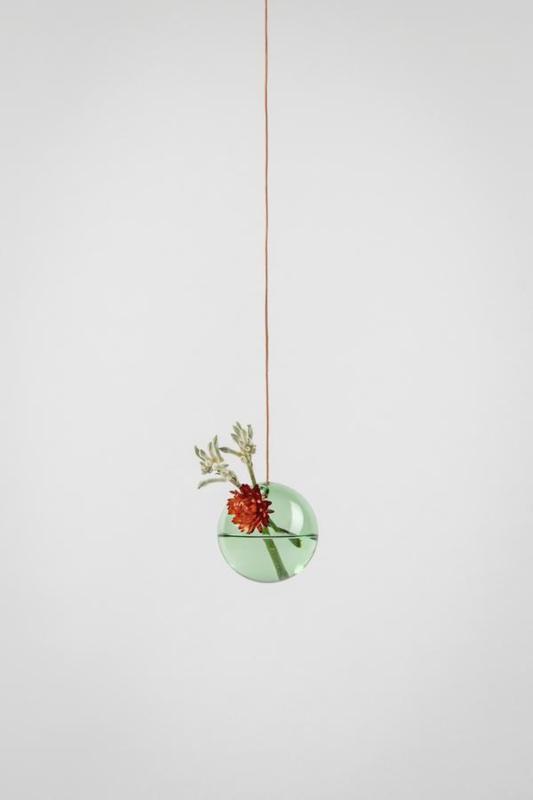 Studio About - Hangvaasje Flower Bubble Small | Green