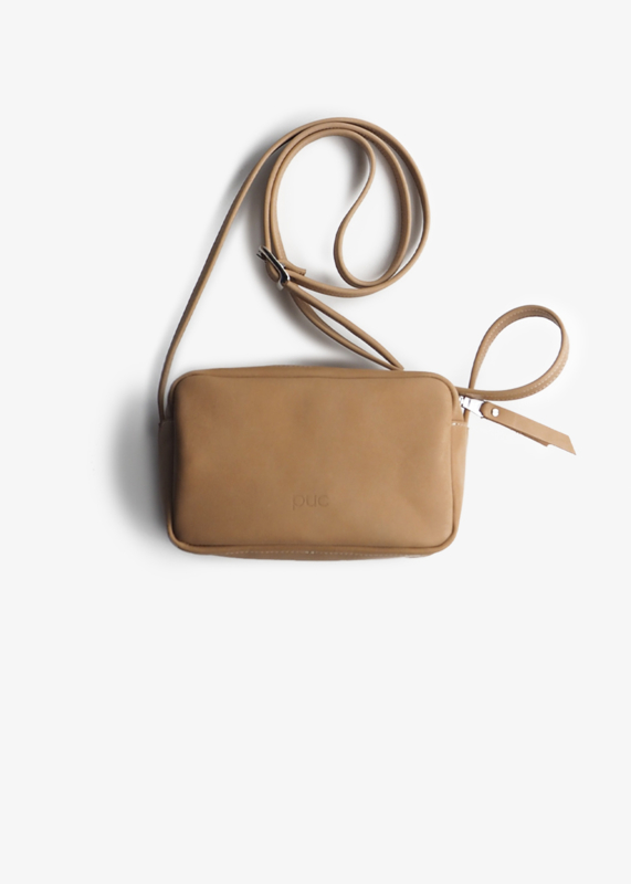 Puc Bags -  Daydreaming - Cognac