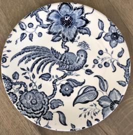 Gebakbordje - Villeroy & Boch - décor PARADISO blauw