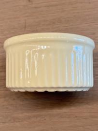 Ovenschaaltje / souffléschaaltje - Sphinx - Parafeu - pastelgeel - maat 3