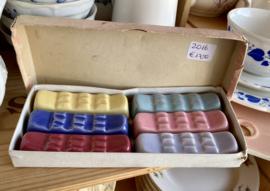 Messenleggers pastelkleurtjes mix  in hun originele doosje) - Coceram