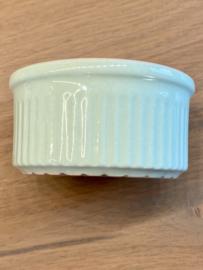 Ovenschaaltje / souffléschaaltje - Sphinx - Parafeu - pastelgroen - maat 3