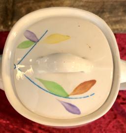 Koffiepot / koffiekan - ongemerkt, maar zeker Boch - model SEDUCTION - décor PIGO (1959)