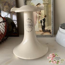 Melkwacht / Garde-Lait - cremekleurig aardewerk