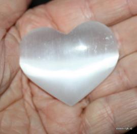 seleniet hart klein steen