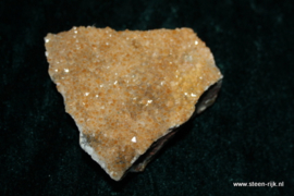 Amethist citrien Geode