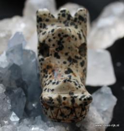 skull draak dalmatier jaspis
