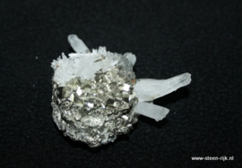 Bergkristal - naaldkristal