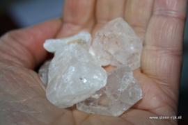 Berg kristal klein