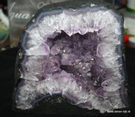 Amethist Geode puur