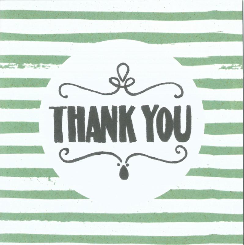 Kaart - Thank you!