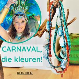 Carnaval, vol kleur en energie!
