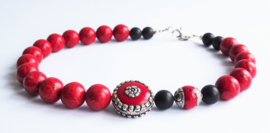 Ketting Delicious Red