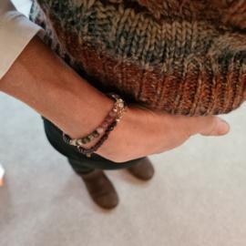 Armband Rainbow, toermalijn